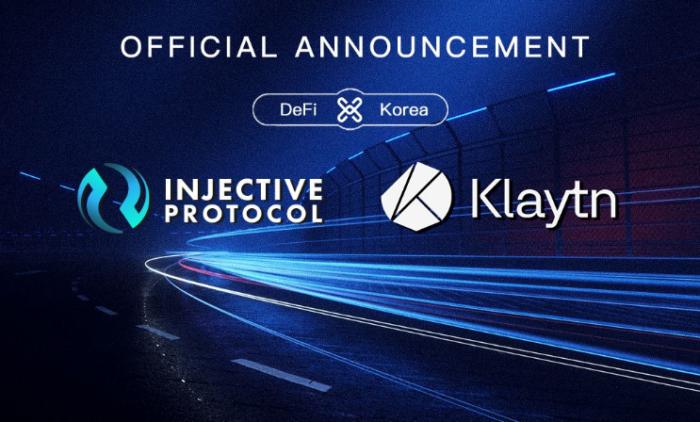 Injective анонсировал партнерство с Klaytn