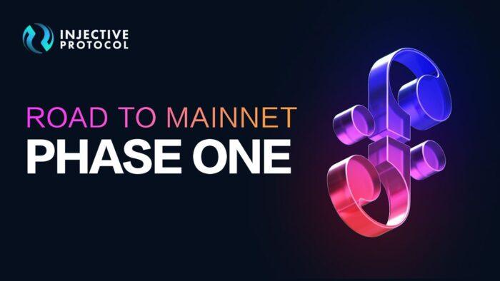 Injective Protocol анонсировал запуск первой фазы мейннета