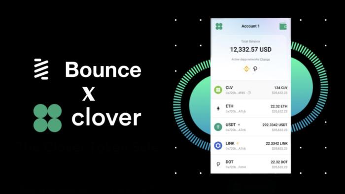 Bounce Finance анонсировал партнерство с Clover Finance