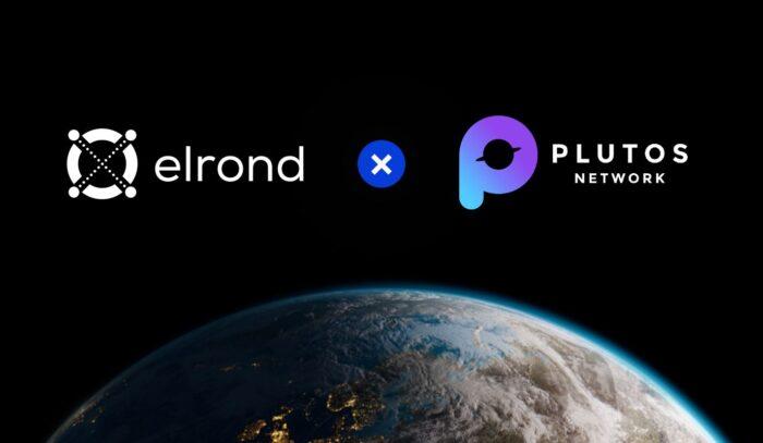 Plutos Network интегрирует блокчейн Elrond