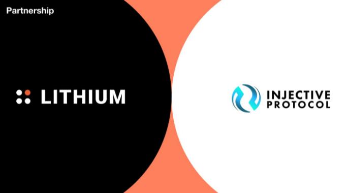 Lithium Finance объявила о партнерстве с Injective