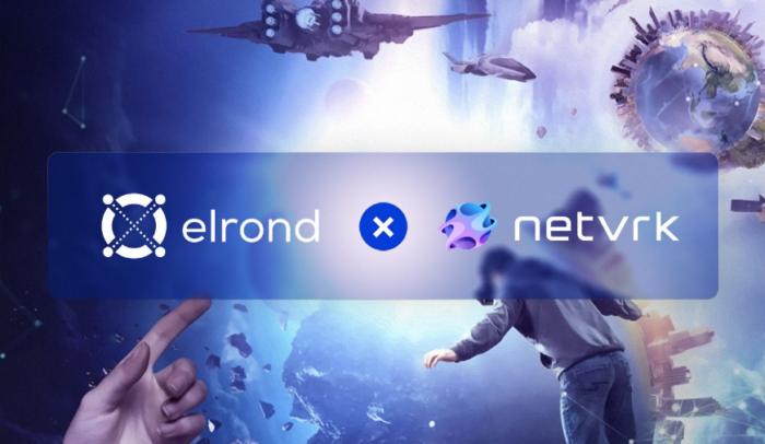 Elrond объявляет о сотрудничестве с социальной VR-платформой Netvrk