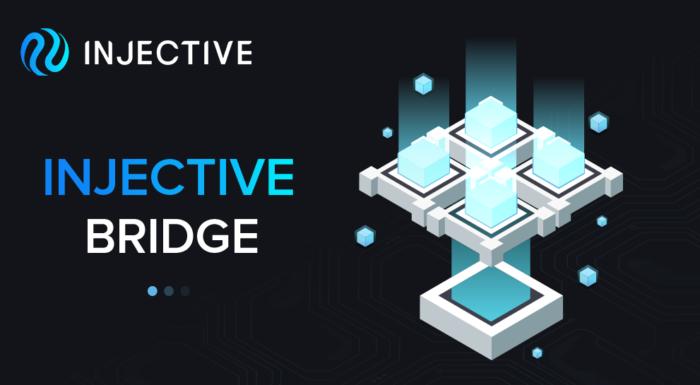 Injective запустил Injective Bridge