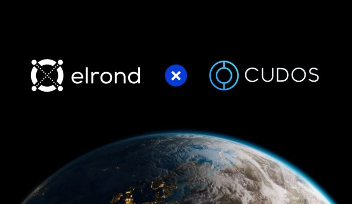 Elrond объявил о сотрудничестве с Cudos
