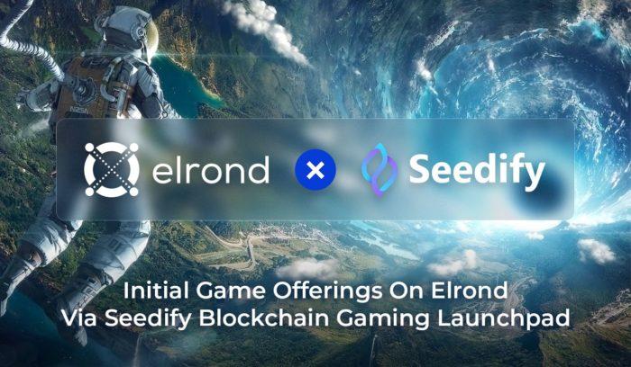 Elrond объявил о сотрудничестве с Seedify