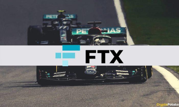FTX объявила о сотрудничестве с Mercedes-AMG Petronas Formula One