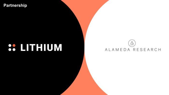Lithium Finance объявила о партнерстве с Alameda Research