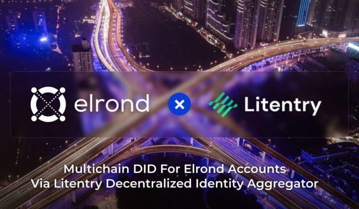 Elrond объявила о сотрудничестве с Litentry